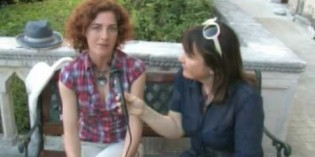 ALBERTA CAVAZZA proprietaria dell'Isola del Garda<br>intervistata da DipendeTV