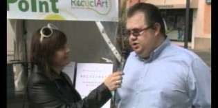 RECYCLART intervista a Loris Riva