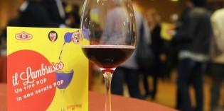 Milano IL LAMBRUSCO – Un vino POP in una serata POP