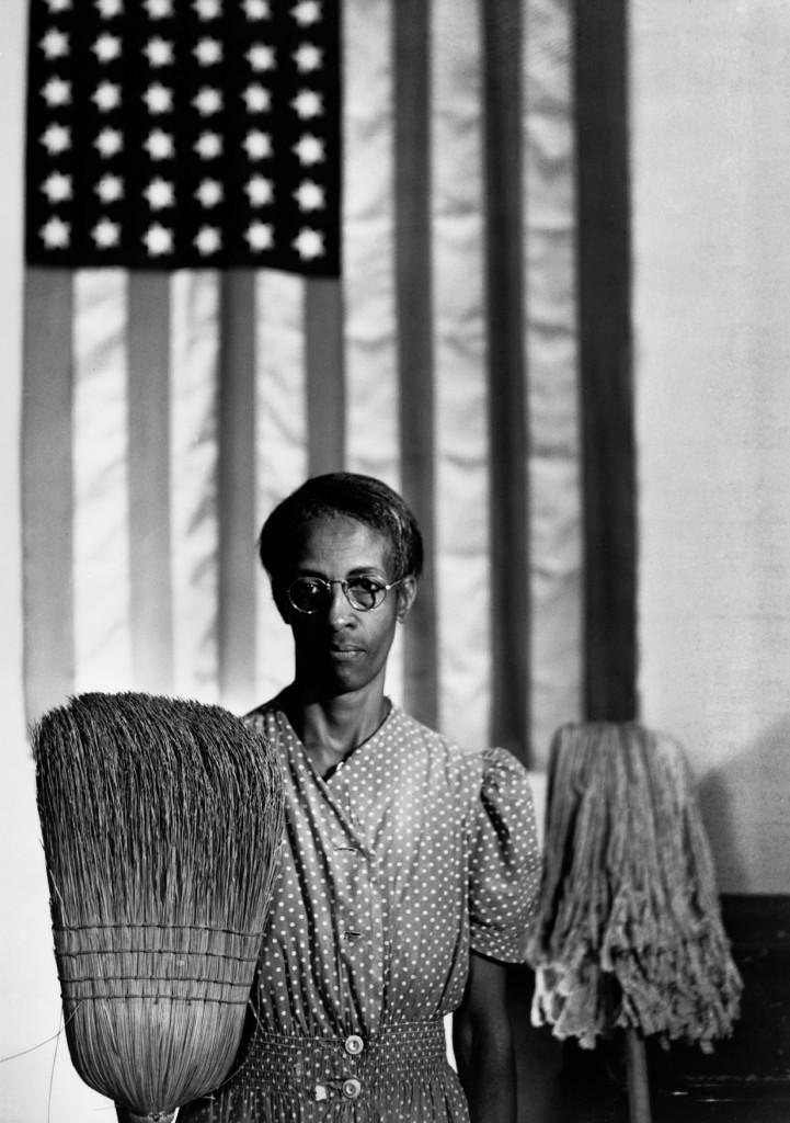 1. Gordon Parks  American Gothic  Ella Watson  Washington  D.C.  1942
