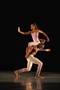 2_Ailey II's Shay Bland and Jamal White in Jennifer Archibald's Wings. Photo Eduardao Patino  NYC