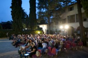 Il pubblico durante una serata del FFG13