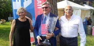 Italia in Rosa, all'agricola Provenza di Desenzano  il Trofeo Pompeo Molmenti