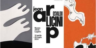 Lugano: JEAN ARP – OSVALDO LICINI