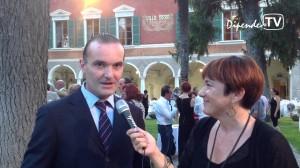 DipendeTV intervista Giorgio Cauzzi sindaco di Cavriana 2014