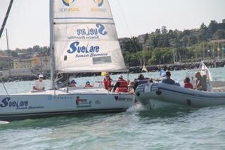 vela Svelare senza barriere e il Gruppo Nautico Dielleffe