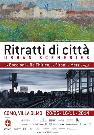 Ritratti di città - Como 2014