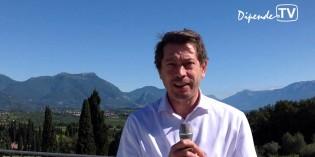 Paolo Bertini presidente Tourist Coop Valtenesi <br> e la stagione turistica 2014