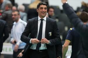 Andrea Giani è soddisfatto