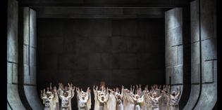 Brescia: Il Nabucco al Teatro Grande