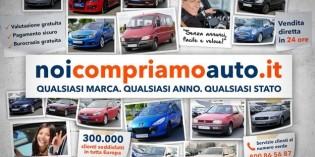 A Verona arriva noicompriamoauto.it, servizio innovativo per la vendita della propria auto
