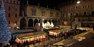 MERCATINI DI NATALE a Verona dal 21 novembre al 28 dicembre 2014