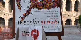 Verona: GIORNATA INTERNAZIONALE PER L'ELIMINAZIONE DELLA VIOLENZA SULLE DONNE