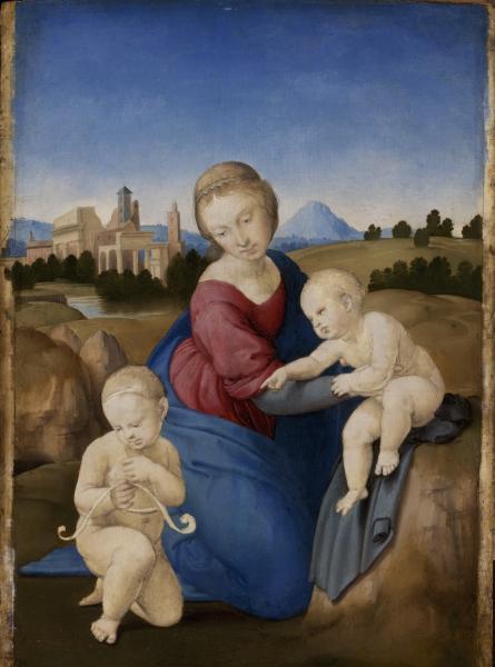 Raffaello - Madonna Esterhazy