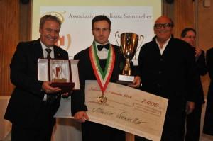 Vino: veneto Ottavio Venditto 'Miglior sommelier d'Italia'