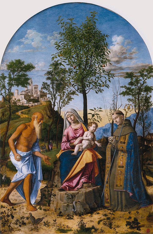 Cima da Conegliano - Madonna dell'Arancio