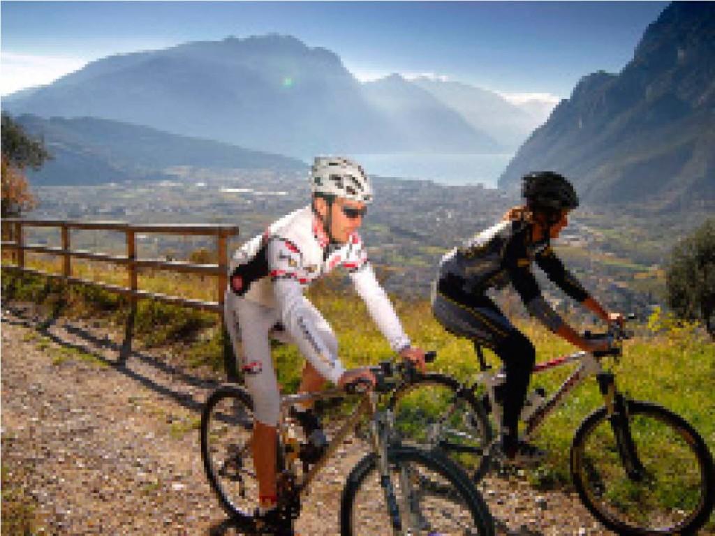 bici in montagna