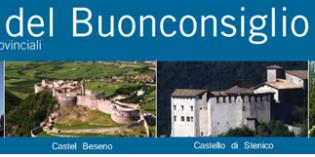 Trento – VISITATORI 2014: I CASTELLI PROVINCIALI CHIUDONO CON SEGNO POSITIVO