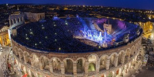 Verona: Stagione 2015 all'ARENA DI VERONA