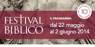 """""""CUSTODIRE IL CREATO, COLTIVARE L'UMANO"""": IL TEMA DEL FESTIVAL BIBLICO 2015"""