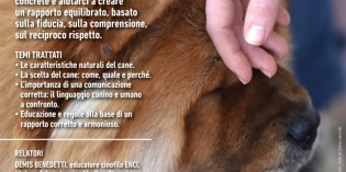 DALLA MENTE AL CUORE – La comprensione tra l'uomo e il cane: appuntamento vicino al Lago di Garda