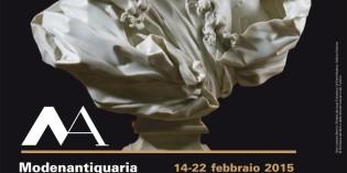Modena: MODENANTIQUARIA 2015