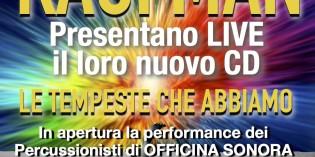 """KAUFMAN PRESENTA IL NUOVO CD CON UN ESCLUSIVO """"LIVE"""""""