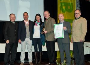 Bühler-Hof premiazione a Wieselburg