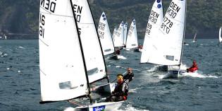 GARDA TRENTINO: Tante Nazioni presenti e oltre 100 skipper impegnati nella prima stagionale del Circolo Vela Torbole