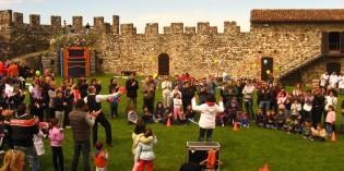 Lonato del Garda: Pasquetta per tutta la famiglia alla Rocca Viscontea