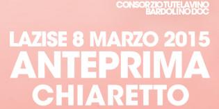 Domenica 8 marzo l'Anteprima del Chiaretto e del Bardolino 2014