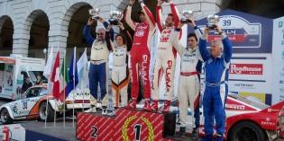 """Brescia: Il 6° Rally 1000 Miglia Storico a """"Pedro"""" e Baldaccini"""