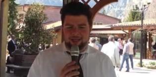 DipendeTV intervista ANDREA CRESCINI, presidente del GAL Garda Valsabbia