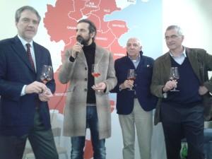 Panont, Pedrini, Alberti, Luzzago