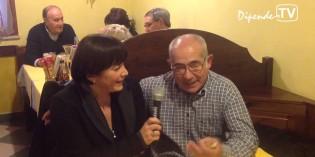 Dipende TV intervista Luigi Zeni presidente del circolo velico DIELLEFFE di Desenzano del Garda.