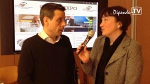 GARDA EXPO: Dipende Tv intervista il web designer del Blog di Starda dei Vini e dei Sapori del Garda