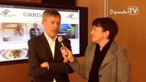 Garda Expo: Giovanna Prandini presenta il blog curato da Caludio Andrizzi per la Strada dei Vini