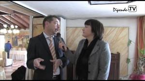 Paolo Bertini, presidente Tourist Coop e rappresentante Confcommercio in Valtenesi, illustra i progetti imminenti legati ad EXPO 2015