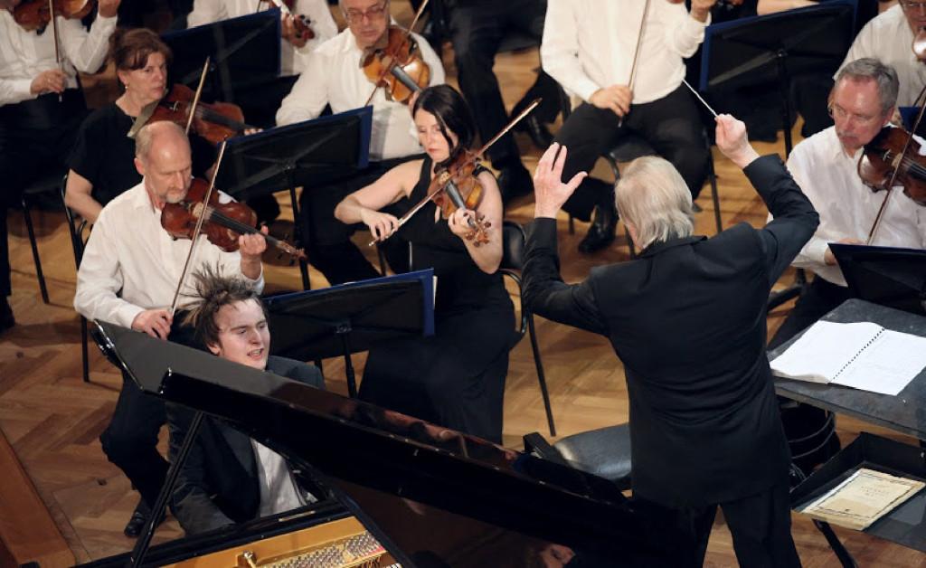 Daniil Trifonov in concerto