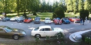 Eventi: Auto d'Epoca in Franciacorta taglia il traguardo della 11° edizione sotto il sole splendente della Franciacorta.
