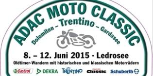 Garda trentino: ritorna l'ADAC Moto Classic