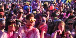 A Trento la corsa più allegra e colorata del pianeta: Color Run