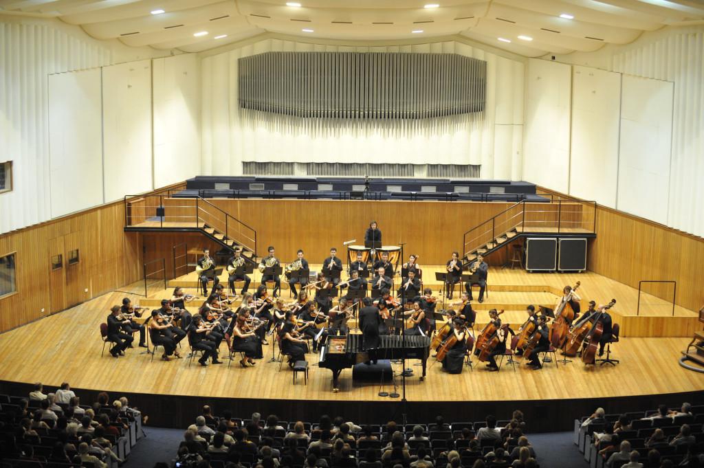 conservatorio milano concerto