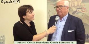 DipendeTV intervista Franco Cerini Presidente 2015 GARDA LOMBARDIA