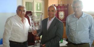 Moniga: Italia in Rosa, alle Cantine Scolari di Raffa di Puegnagoil Trofeo Pompeo Molmenti 2015
