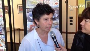 Desenzano del Garda: DipendeTV intervista Bianca Mazzini