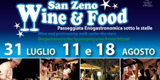 San Zeno di Montagna (VR): San Zeno Wine&Food Passeggiata enogastronomica sotto le stelle