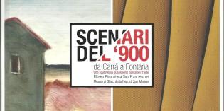 San Marino (Repubblica di San Marino) – SCENARI DEL '900 – Da Carrà a Fontana