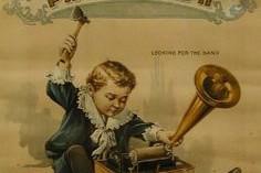 1877. Thomas Edison consegna alla storia il primo fonografo