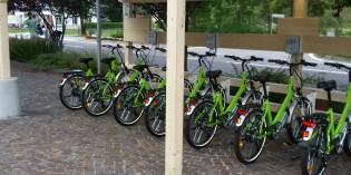 Bike sharing verde in Valle di Ledro: tra le vette con due ruote elettriche adatte a tutta la famiglia